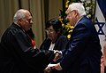 The President, Reuven rivlin, at the swearing-in ceremony held at Beit HaNassi (7439).jpg