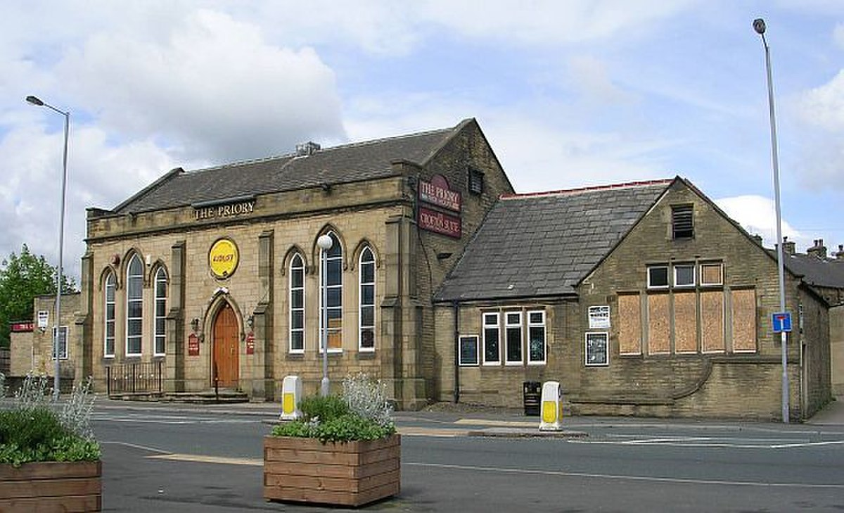 The Priory Pub and Function Rooms - Legrams Lane - geograph.org.uk - 449784.jpg