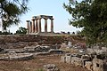The Temple of Apollo in Corinth (4). 6th century B.C.jpg