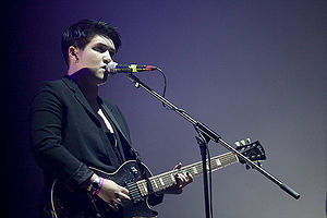 Coexist (album) - Romy Madley Croft (pictured) wanted to write more personal lyrics for Coexist.