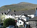 The back of the Prince of Wales Hotel and Moel Eilio - geograph.org.uk - 1274155.jpg