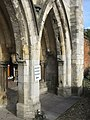 The former Prior's House arches - geograph.org.uk - 1162860.jpg