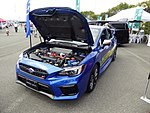 The frontview of Subaru WRX STI Type S 2017 year model.jpg