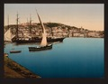 The harbor, Cette, France-LCCN2001697617.tif