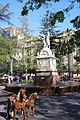 The statue celebrating American Freedom in Plaza de Armas, Santiago (5143531077).jpg