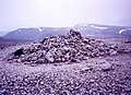 The summit cairn on Carn Aosda - geograph.org.uk - 94246.jpg