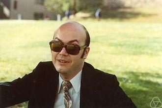 Thierry Aubin - Thierry Aubin in 1976 (photo by George Bergman)