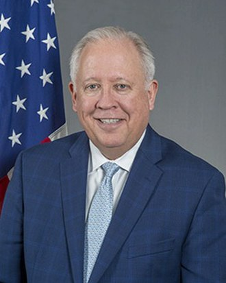 Under Secretary of State for Political Affairs - Image: Thomas A. Shannon Jr official photo