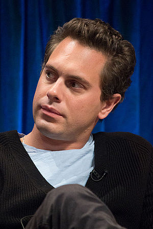 Thomas Sadoski - Thomas Sadoski at the PaleyFest 2013 panel for  The Newsroom