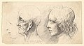 Three profile heads, one in outline only MET DP823732.jpg