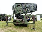 Tien Kung Ⅱ Missile Launcher Display at Hukou Camp Ground 20140329f.jpg