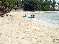 Tingko Beach, Philippines