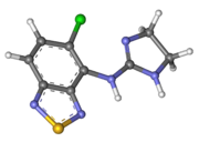 Tizanidine ball-and-stick.png