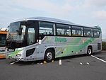Tobus B-P001 Tokyo Metropolitan Sightseeing (Green).jpg
