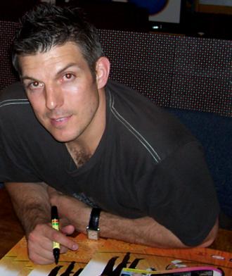 Todd Lichti - Todd Lichti, 11 February 2007