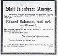 Todesanzeige Eduard Salomon (1890).jpg