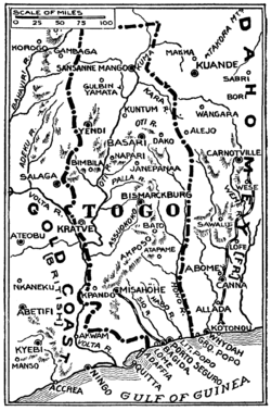 Togo Campaign WWI New York Times August 1915.png