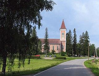 Toholampi Municipality in Central Ostrobothnia, Finland