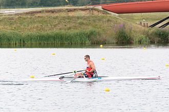 Tom Aggar - Image: Tom Aggar, British superstar, practicing for tomorrow