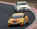 Tom Coronel and Augusto Farfus 2008 Japan.jpg