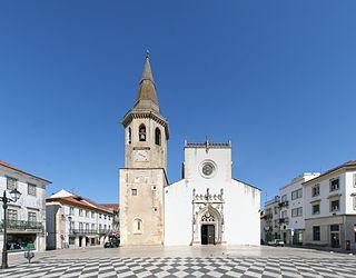Igreja de São João Baptista (Tomar)