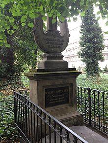 Tomášek's graveyard (Source: Wikimedia)