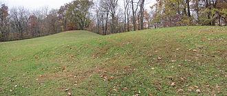 Toolesboro Mound Group - Image: Toolesboro mounds