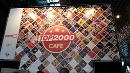Buitenkant Top 2000-café (in 2013)