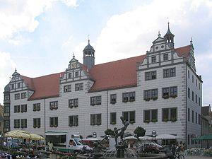 Torgau - Image: Torgau Rathaus