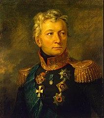 Portrait of Alexander P. Tormasov (1752-1819)