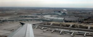 Transportation in Canada - Toronto Pearson, Canada's busiest airport.