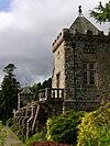 Le château de Torosay