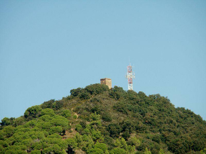 Fitxer:Torre de Montagut Santa Susanna.JPG