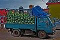 Toyota Dyna with watermelon in Rwanda 20200318.jpg