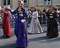 Tracht der Bürgerfrauen, Stadt Villach, Kärnten.jpg