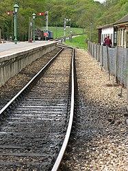 Tracks at Havenstreet (3500730170).jpg