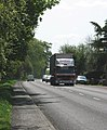 Traffic on the A1101 (Outwell Road) - geograph.org.uk - 1267077.jpg