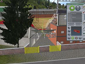 treno scenario trainz railroad simulator 2006