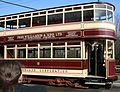 Tram No. 16, Beamish Museum, 12 April 2008 (2) (cropped).jpg