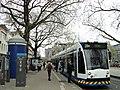 Tram stop at Weteringscircuit (Vijzelsgracht).jpg
