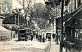 Tramway Enghien Trinité terminus 1906.jpg