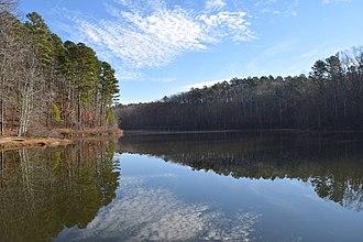 Big Hill Pond State Park - Travis McNatt Lake
