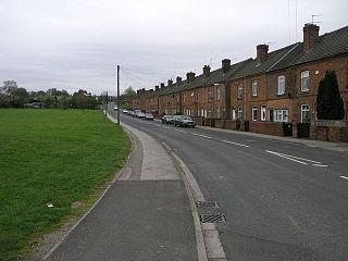 Treeton Village and civil parish in South Yorkshire, England