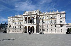 Trieste - Palazzo della Prefettura.jpg