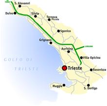 Province of Trieste  Wikipedia