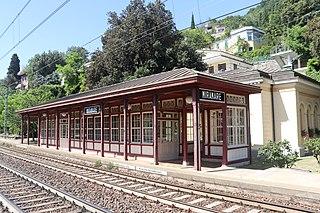 Miramare railway station