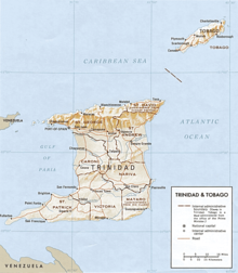 Outline of Trinidad and Tobago - Wikipedia