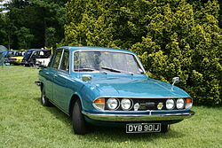 Triumph 2500 Mark II