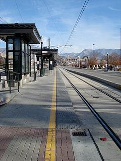 Trolley station (UTA)