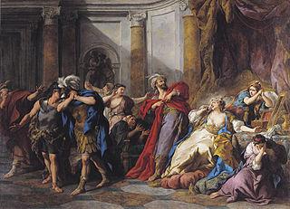 La Mort de Créüse